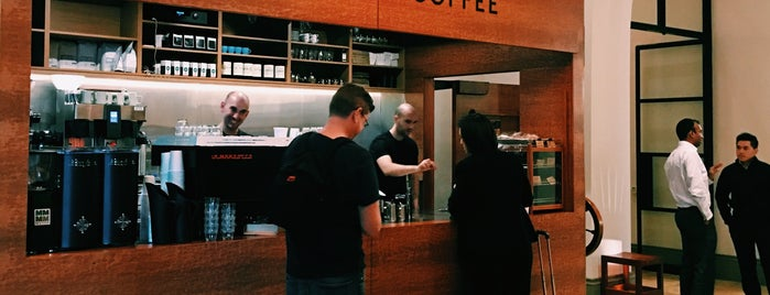 Telegram Coffee is one of Perth.