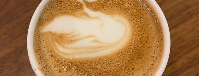 Dote Coffee Bar is one of Orte, die Chip gefallen.