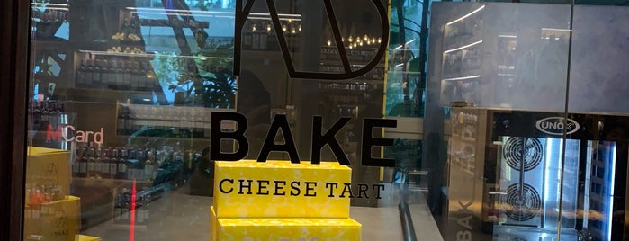 BAKE Cheese Tart is one of Lugares favoritos de Prim Patsatorn.