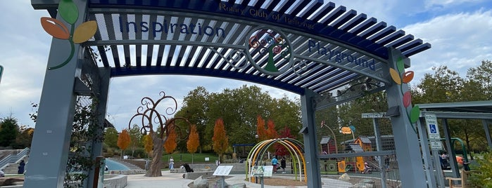 Inspiration Playground is one of Seattle for kids.