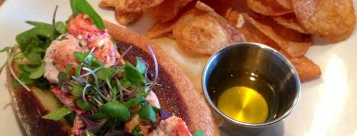 East Hampton Sandwich Co. is one of Ultimate Summertime Lobster Rolls.