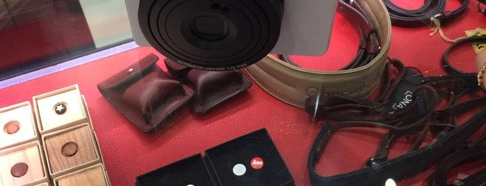 Leica Store is one of Locais curtidos por Toy.