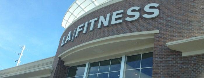 LA Fitness is one of Orte, die Shannon gefallen.
