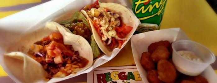 Reggae Tacos is one of Lieux qui ont plu à Daniel.