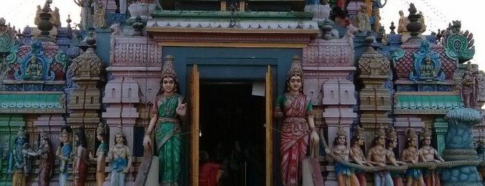 Astalakshmi Temple is one of Posti salvati di JOY.