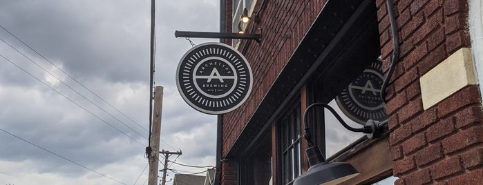 Archetype Brewing is one of North Carolina.