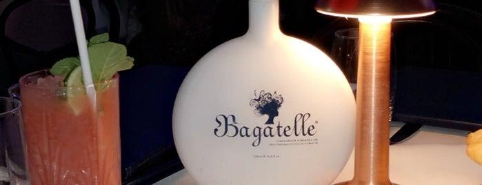 Bagatelle London is one of London.
