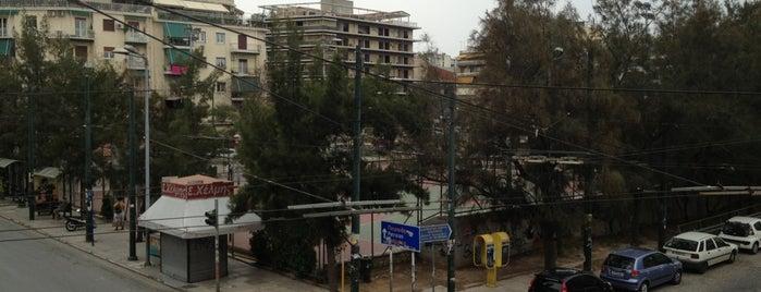 Πλατεία Κουντουριώτου(Παιδική Χαρά) is one of Locais curtidos por Spiridoula.