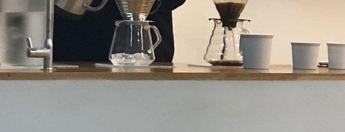 FELT COFFEE is one of Orte, die Thomas gefallen.
