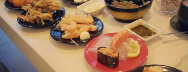 Sakae Sushi is one of Singapore: business while travelling.