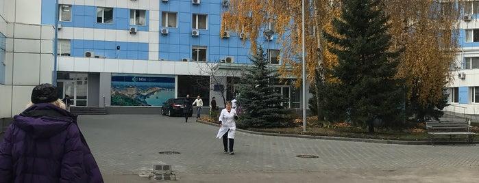 Національний інститут хірургії та трансплантології ім. Шалімова is one of Lucy🔥'ın Beğendiği Mekanlar.