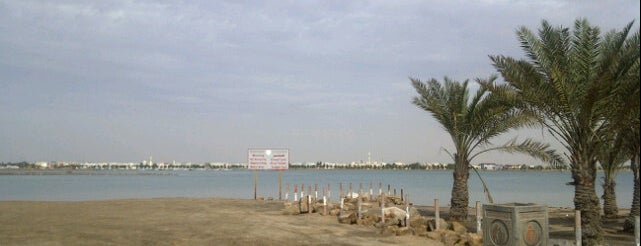 YIC RC Beach is one of Yanbu.