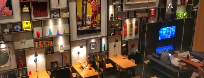 CitizenM Bowery is one of NY Drinks.