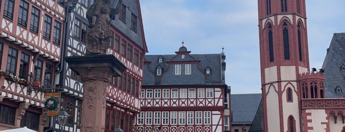 Innenstadt is one of Best of Frankfurt am Main.