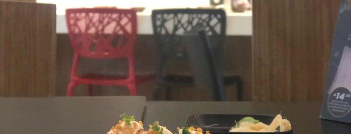 Mori Ohta Sushi is one of Melhores Restaurantes e Bares do RJ.