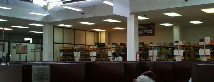 Biblioteca - ENMH is one of Lugares favoritos de Islas.