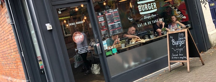 Tribal Burger is one of Belfast.