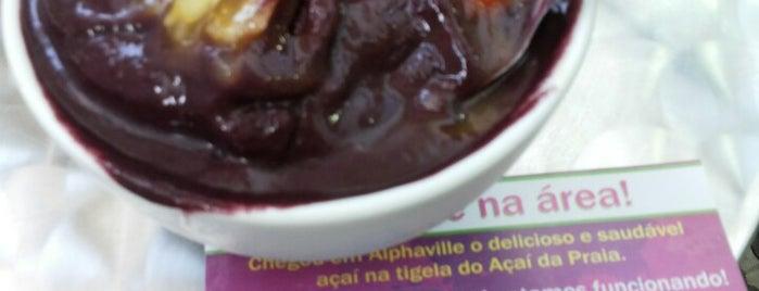 Açaí da praia is one of Locais curtidos por Mailson.