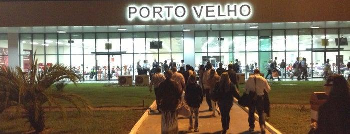 Aeroporto Internacional de Porto Velho / Governador Jorge Teixeira de Oliveira (PVH) is one of Airports in US, Canada, Mexico and South America.