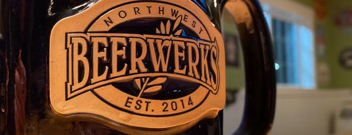 Northwest Beerwerks is one of Olympia/Lacy.