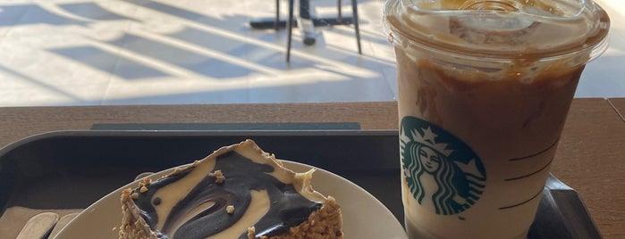 Starbucks is one of 2.liste.