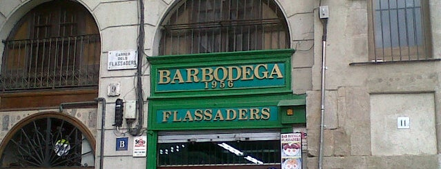 Bar Flassaders is one of Tempat yang Disimpan Fabio.