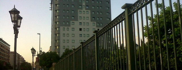 Hotel Sevilla Center is one of Seville.