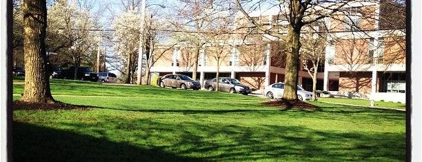Hiram College is one of Chrissy : понравившиеся места.