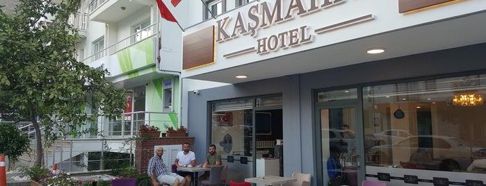 KAŞMAHAL HOTEL is one of Posti che sono piaciuti a A.E.K.