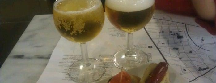 Bar Domingo is one of Ruta de la Tapa del Poble Sec 2013 Hivern.