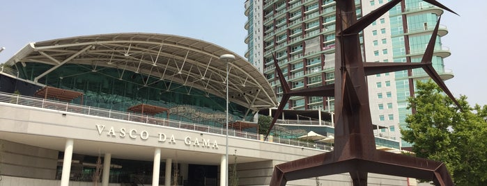 Centro Comercial Vasco da Gama is one of Lieux qui ont plu à Paulo.