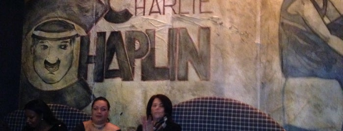 Chaplin's Restaurant is one of dc drinks + food + coffee.