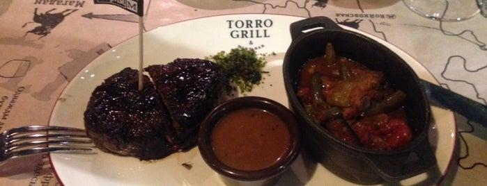 Torro Grill is one of Tempat yang Disukai Ася.