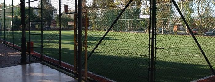 Kepez Spor Tesisleri is one of Yasemin Arzu'nun Kaydettiği Mekanlar.