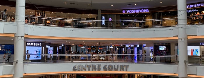 Mid Valley Megamall is one of Lieux qui ont plu à Alisa.