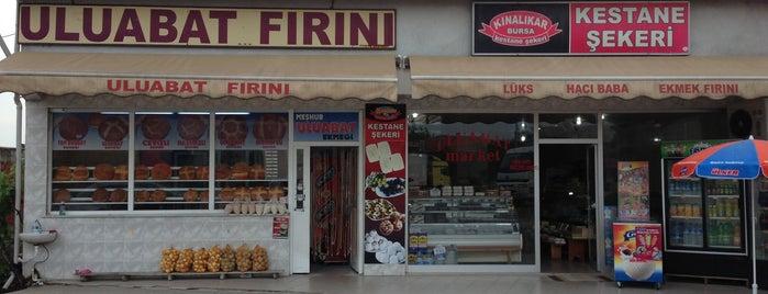 Uluabat Ekmek Fırını is one of Orte, die Emine gefallen.