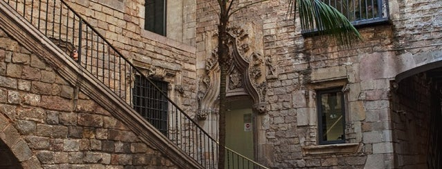Museu Picasso is one of Guide to Barcelona's best spots.