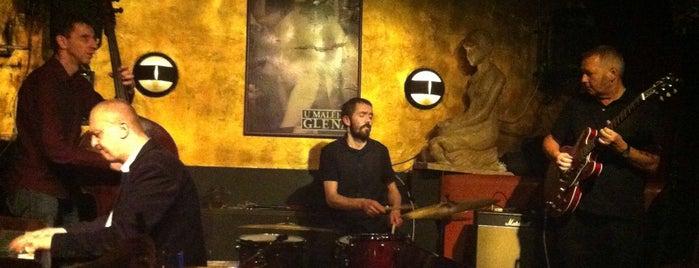 U Malého Glena is one of Jazz clubs.