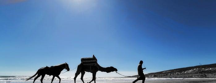 Pamorama Beach is one of Guía de Marruecos.
