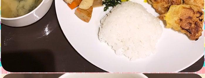 ごはんcafe バンブリット is one of Posti che sono piaciuti a soranyan.