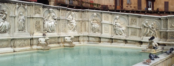 Fonte Gaia is one of visit again.