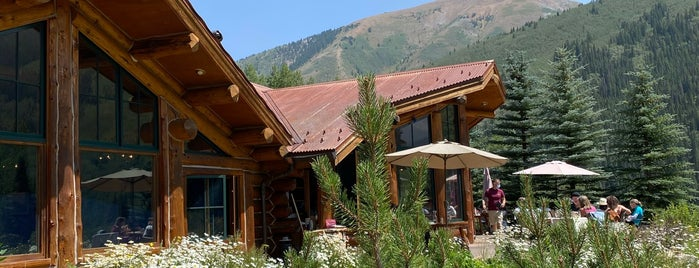 Pine Creek Cookhouse is one of Colorado Roadtrip.