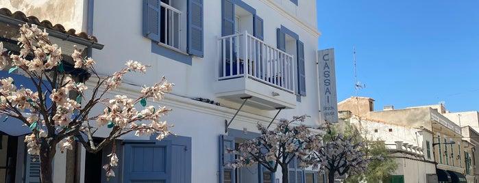 Cassai Beachhouse is one of santanyi.