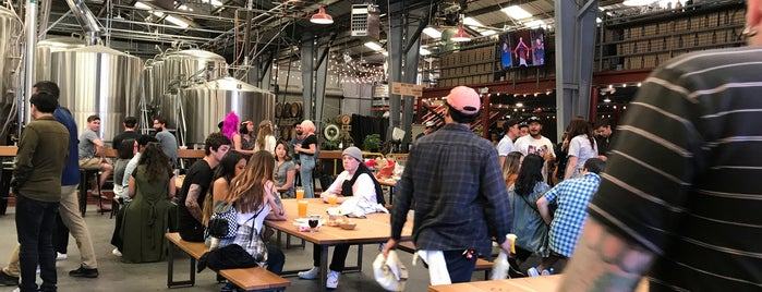 Barebottle Brewing Company is one of Breweries in San Francisco.
