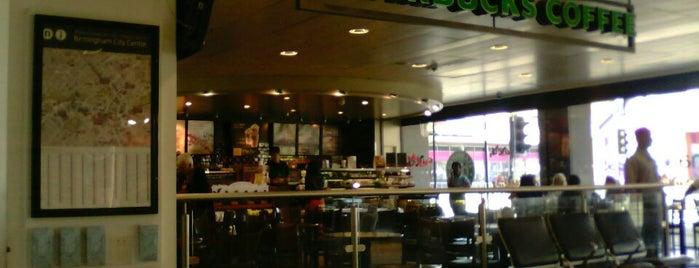 Starbucks is one of Tempat yang Disukai Paul.
