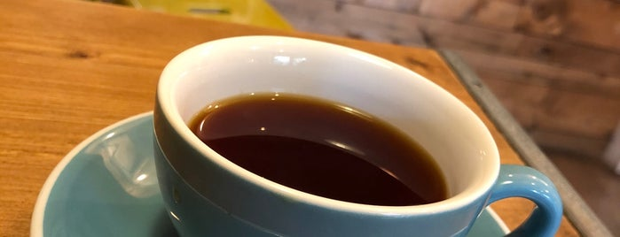 Fargo is one of Coffee.