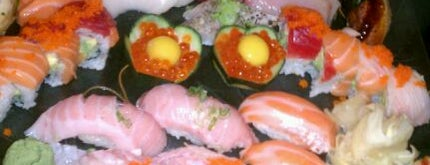 Fuji Sushi is one of Bento (NY).