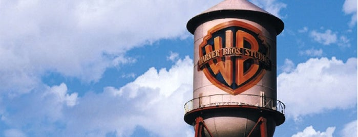Warner Bros. Studios is one of USA Trip 2013.