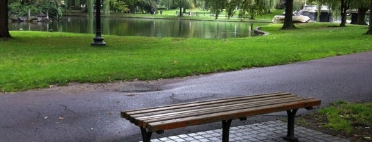Good Will Hunting Bench is one of Marissaさんの保存済みスポット.
