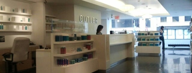 Cutler Salon is one of Best Hair Salons - NYC.